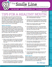 delurgio and blom orthodontics newsletter april 2016