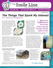 delurgio and blom orthodontics newsletter august 2014