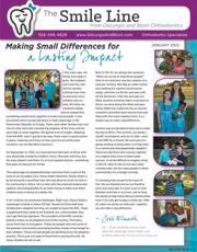 delurgio and blom orthodontics newsletter january 2015