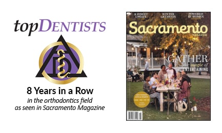 award-winning fair oaks ca orthodontist
