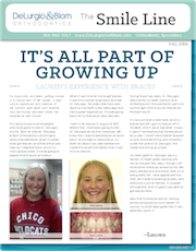 delurgio and blom orthodontics newsletter fall 2018